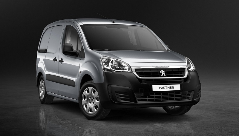 Peugeot Partner: Alphabet are promoting 24-month maintained contract hire for £119/month with first radio ads