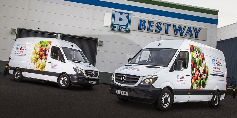 Delivering: BestwaySprinters
