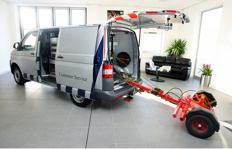 Volkswagen Commercial Vehicles is launching a new system for approved vehicle converters