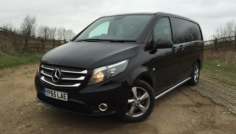 Mercedes Vito Sport Review Business Vans