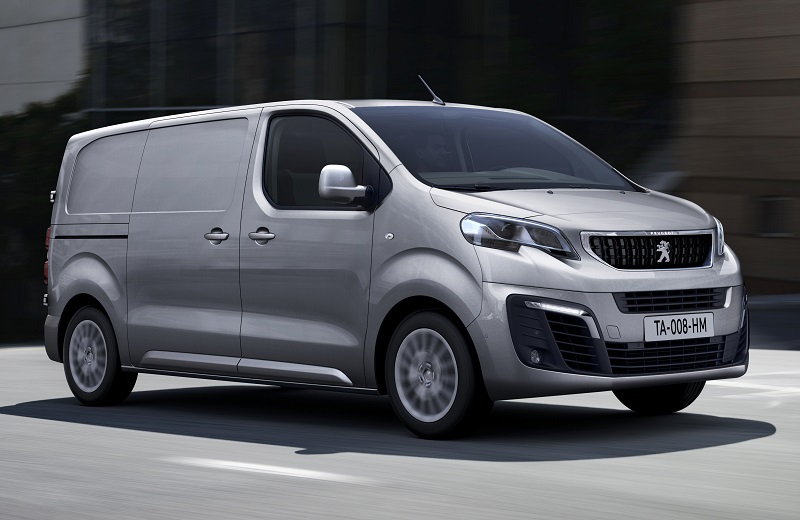 New Citroen Dispatch And Peugeot Expert