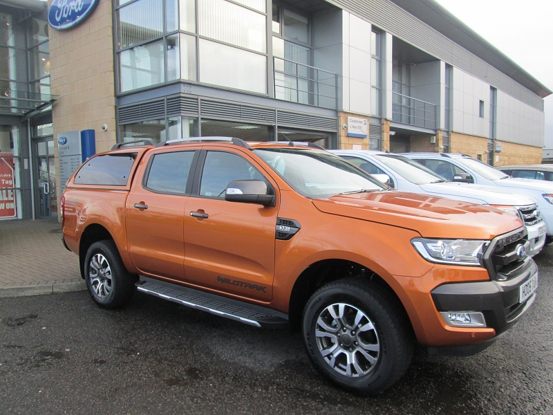 Truckman Hardtops For New Ford Ranger Business Vans