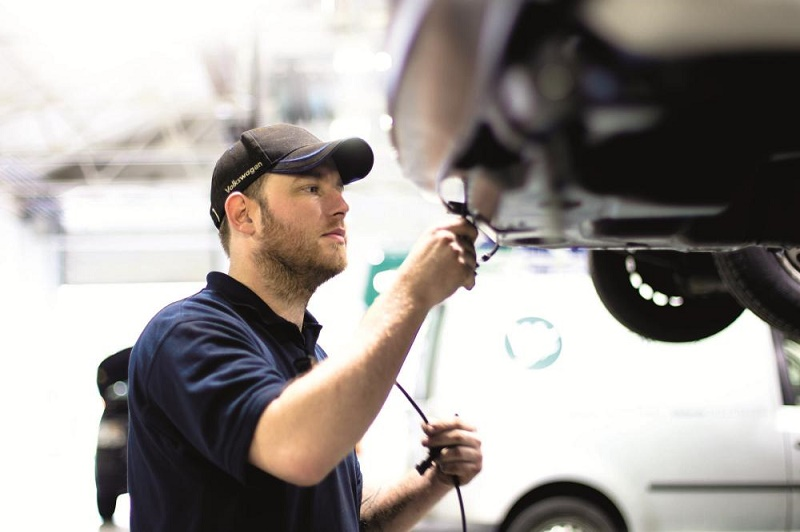 Routine servicing will cut the risk of nasty big bills reduce van running costs