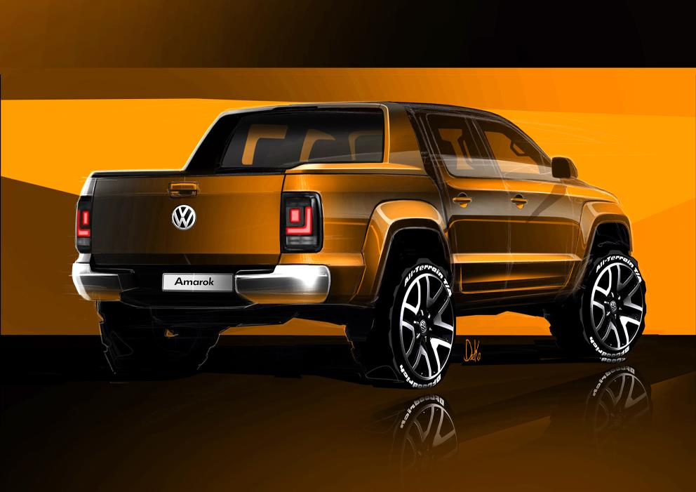 Ready for business and leisure - the new Amarok