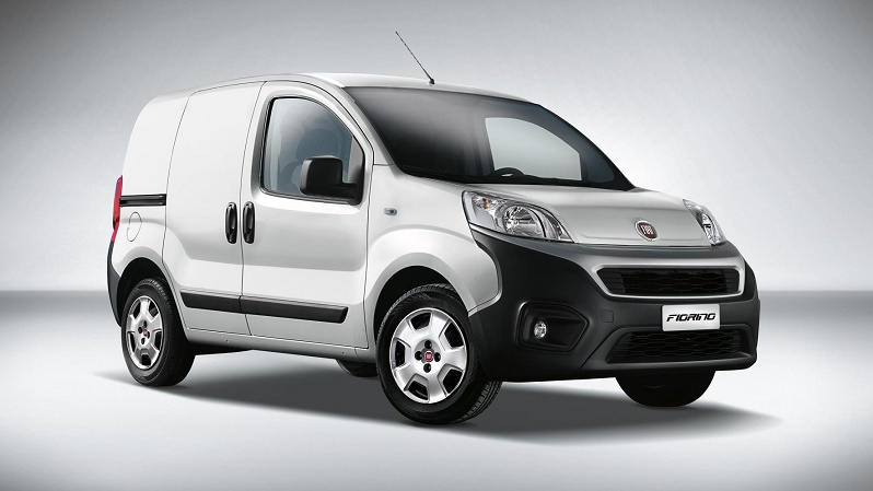 The refreshed Fiat Fiorino offers up to 74.3mpg 5 lowest CO2 vans