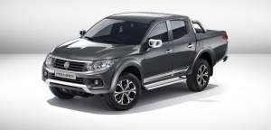 Fiat Fullback launched at CV Show