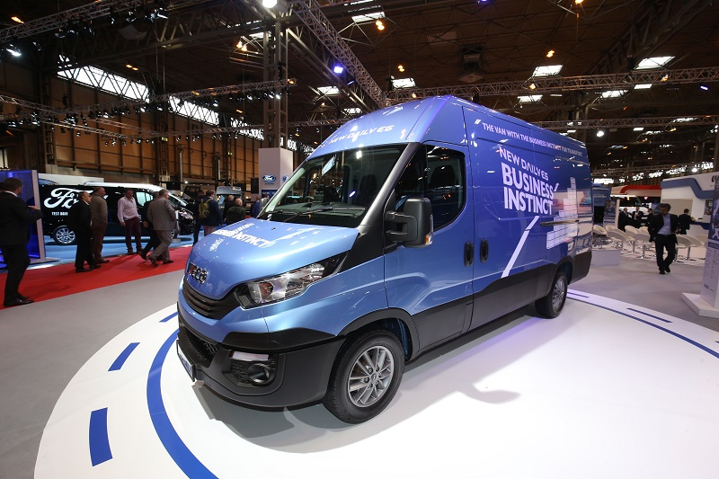 Iveco among new launches at CV Show 2016