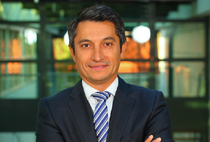 Alejandro Norieg - new head for Fiat's UK LCV business