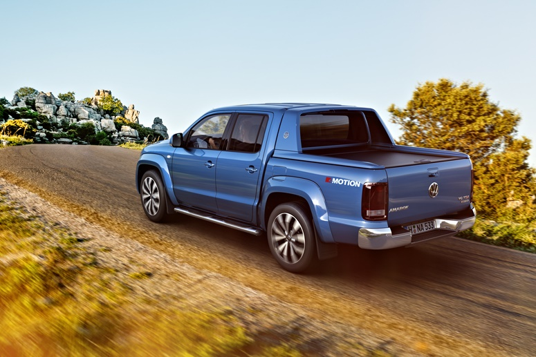 The 120mph new Volkswagen Amarok