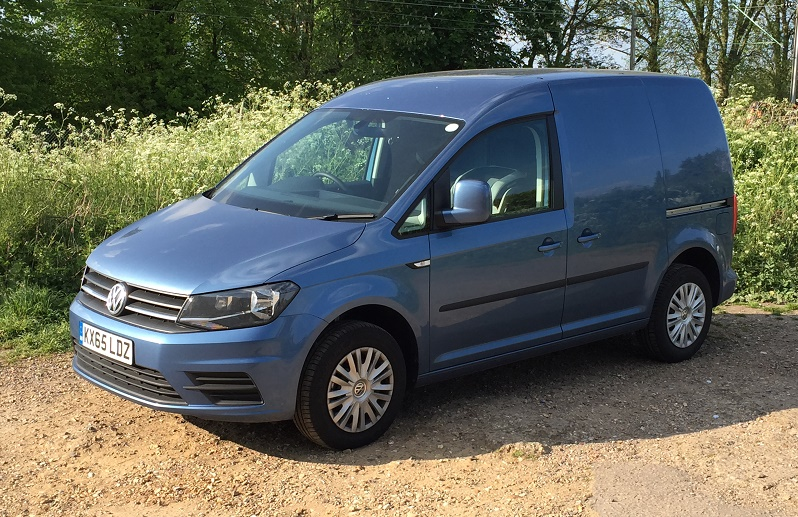 volkswagen caddy 2 0 tdi trendline 2nd report business vans. Black Bedroom Furniture Sets. Home Design Ideas