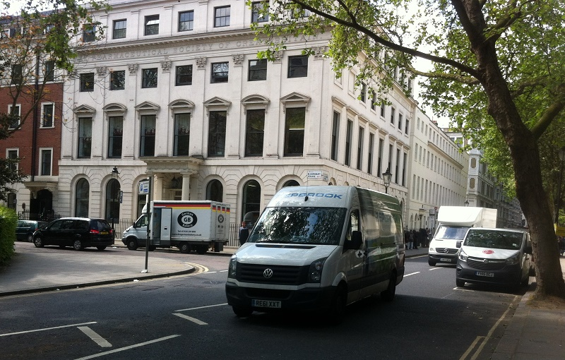 Vans are part of London's lifeblood - we pick 5 lowest CO2 vans