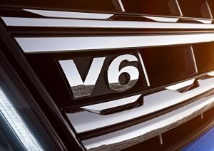Badge distinguishes new Amarok 224PS 3.0 TDI V6