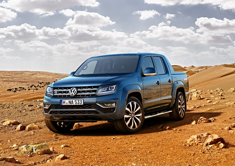 The new Amarok getting 224PS 3.0 TDI V6 engine