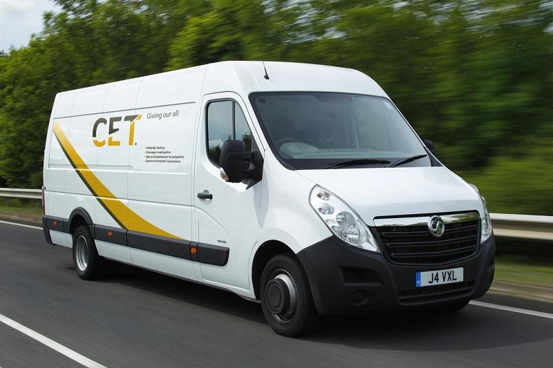 Fleet Alliance supplies CET's new 70-van fleet