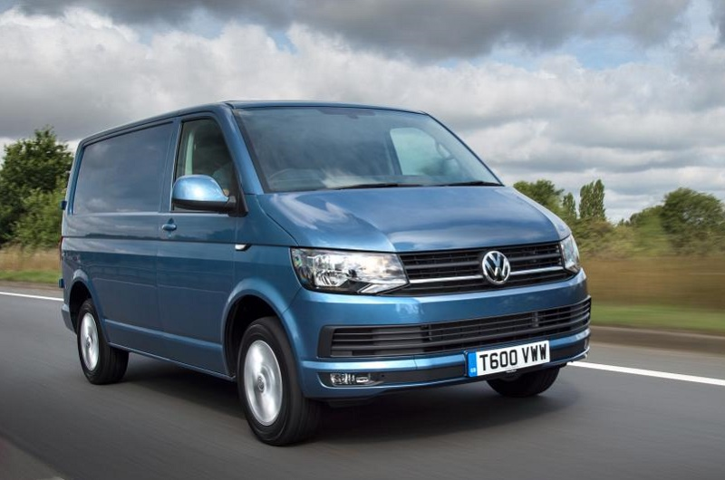 vw transporter panel van t28 trendline review business vans. Black Bedroom Furniture Sets. Home Design Ideas
