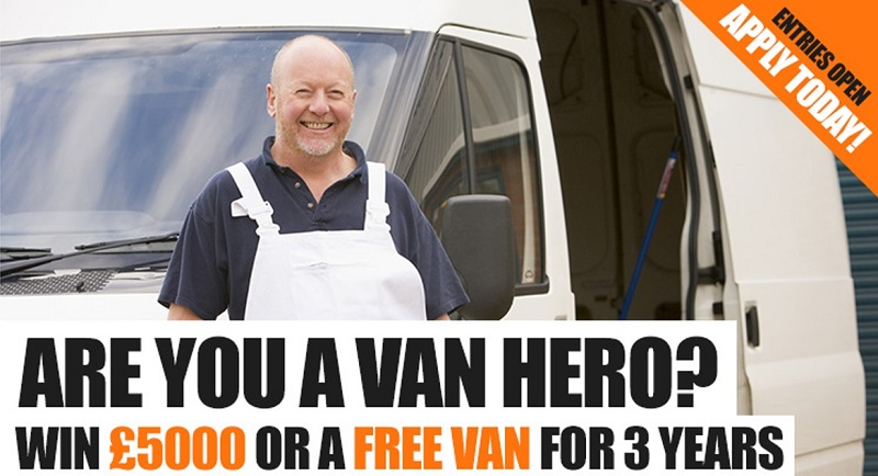 Vanarama's Van Hero 2016