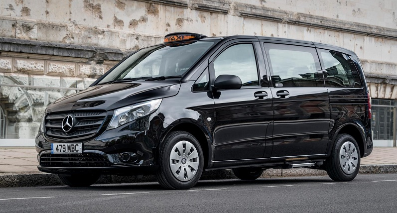 Mercedes Benz Lease >> new Euro 6 Mercedes Vito Taxi launched | Business Vans