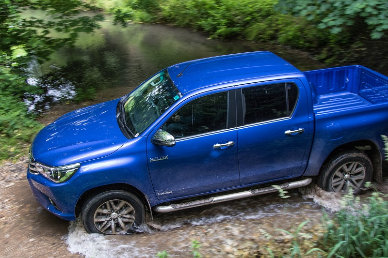 New Toyota Hilux Invincible Double Cab