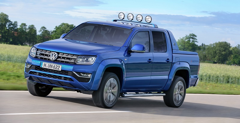 New Vw Amarok Aventura Double Cab Pick Up Review Business