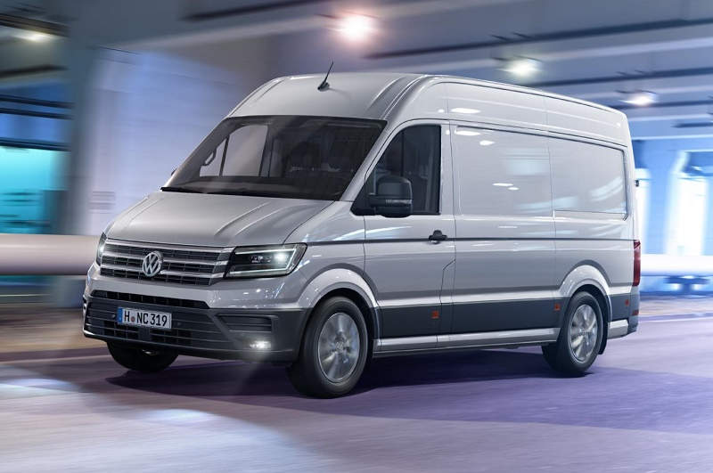 details of the new Crafter