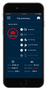 GreenRoad app