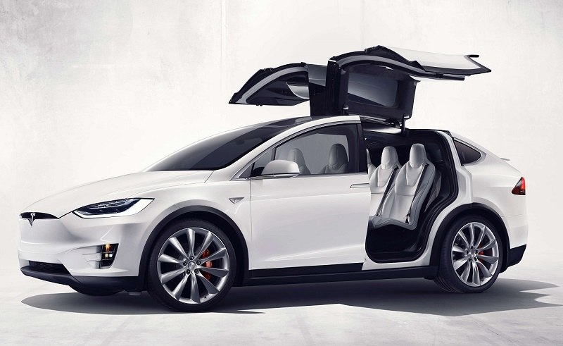 Tesla electric pick-up