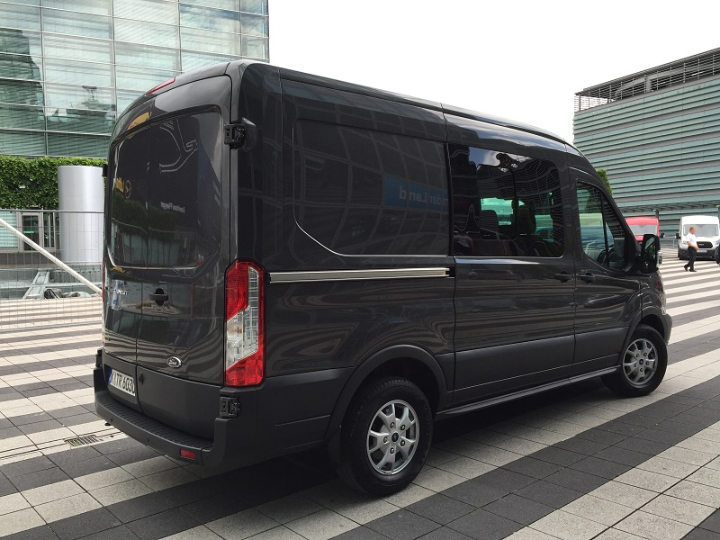 Ford Transit 2.0 EcoBlue 130PS