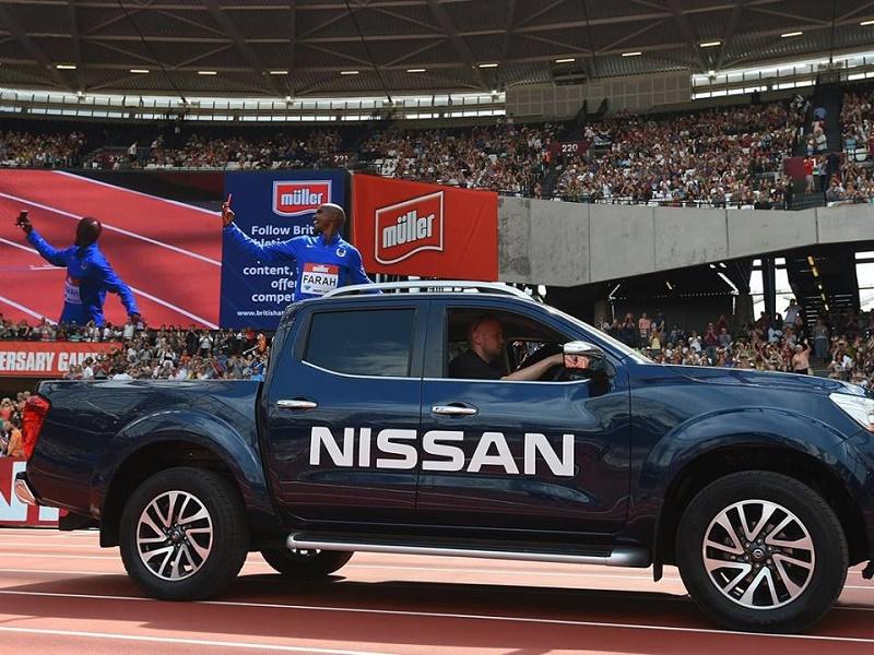 Nissan parade