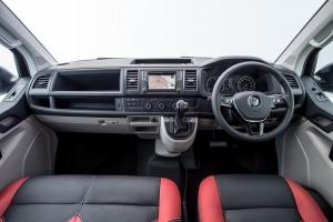Volkswagen Transporter kombi Sportline