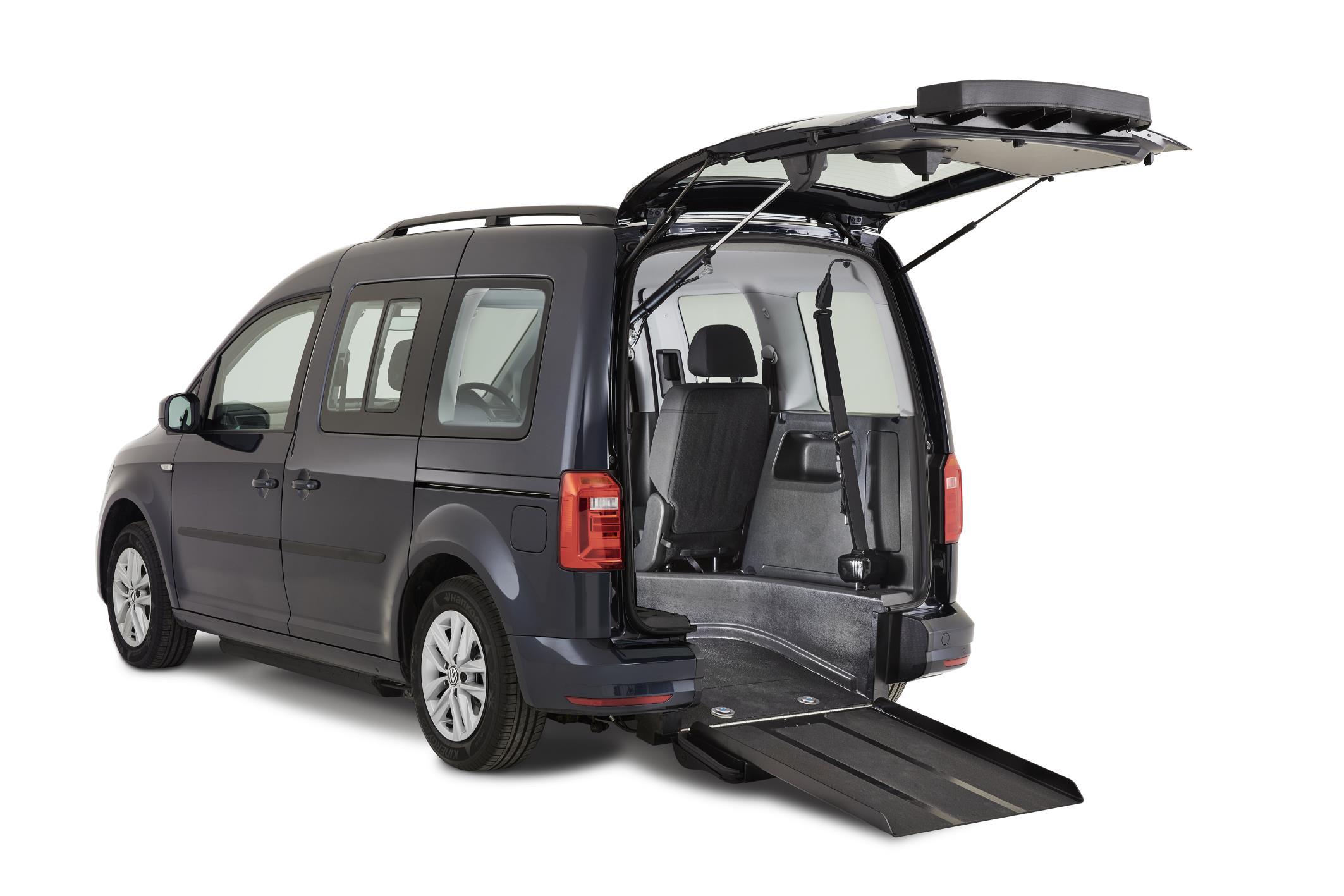 petrol Caddy wheelchair