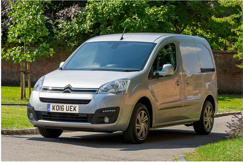 Berlingo is Glass's used van hero