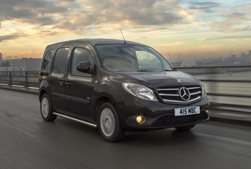 mercedes benz citan cdi109 review business vans. Black Bedroom Furniture Sets. Home Design Ideas