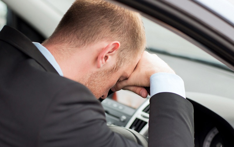 Law on van driving hours
