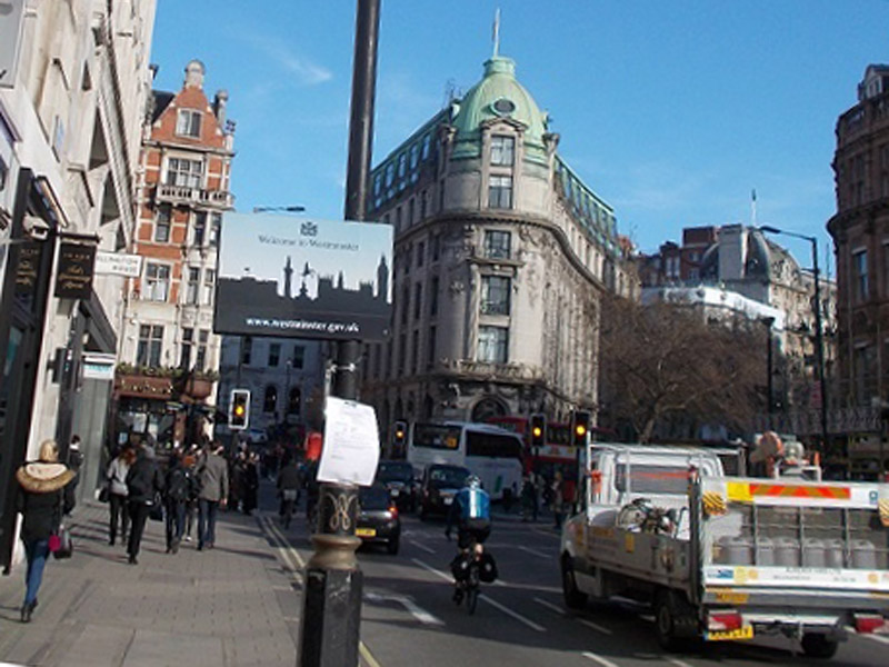 London low emission curbs