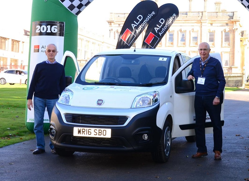 Fiorino wins the LCV economy title