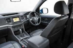 refreshed Volkswagen Amarok
