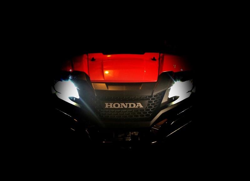 Honda Pioneer widens all-terrain