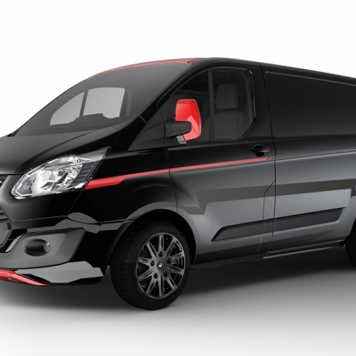 ford transit custom colour edition archives business vans. Black Bedroom Furniture Sets. Home Design Ideas
