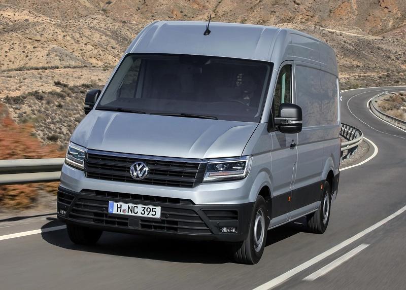 new volkswagen crafter prices business vans. Black Bedroom Furniture Sets. Home Design Ideas