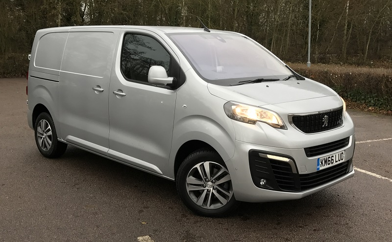 All New Peugeot Expert Van Business Vans
