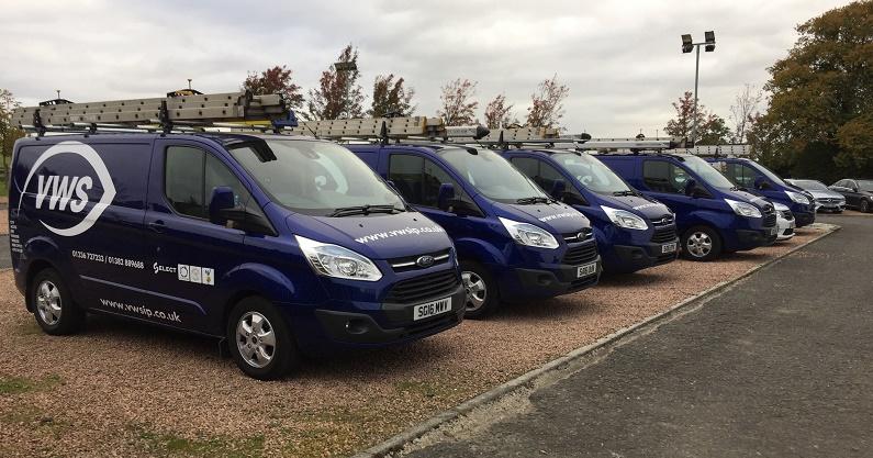 business fleet van leasing surge