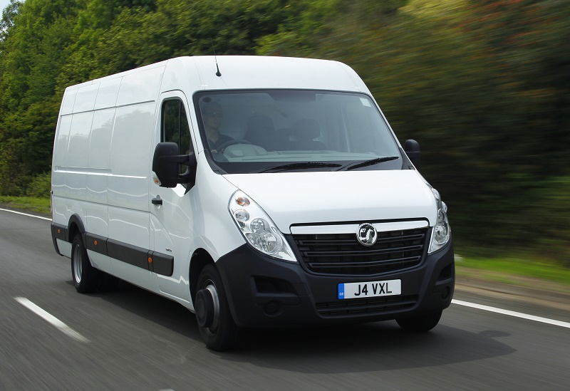 Vauxhall Movano Best Heavy Van Business Vans