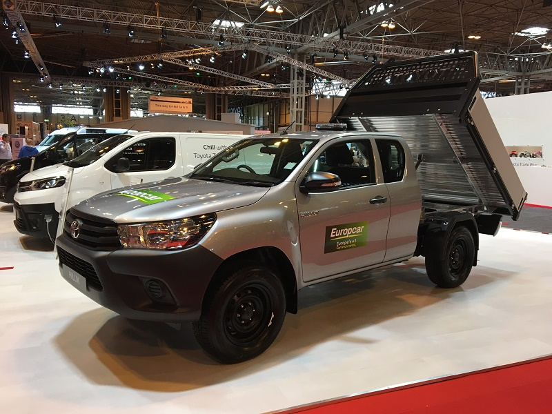 Toyota Trade Plus Launched Business Vans
