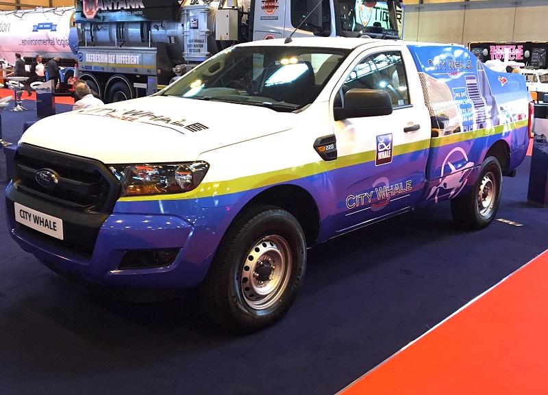 Ford Ranger CityWhale3