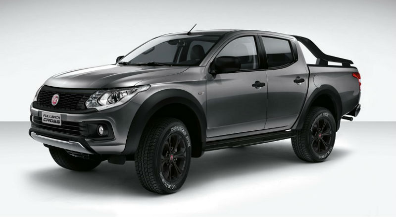 Fiat Fullback pick-up will be available at all Fiat dealers