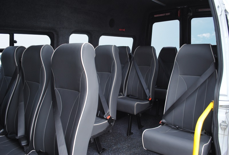 Five Reasons To Drive An Ldv Business Vans