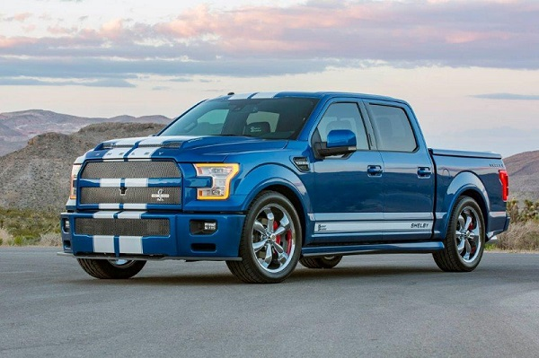 Ford F-150 Super Snake marks the return of Shelby badge to a truck