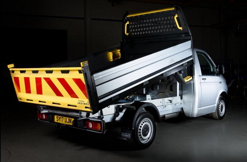 VW Transporter Tipper