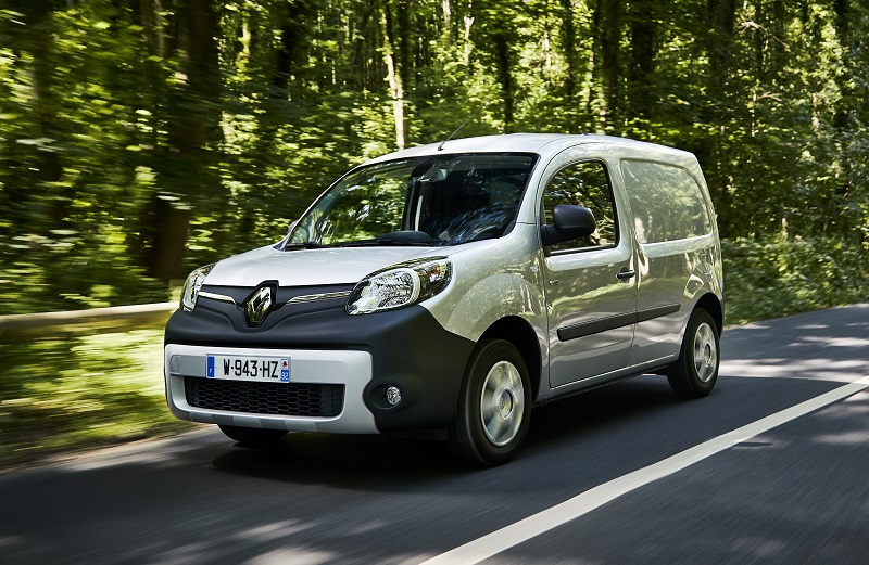 renault kangoo ze 33 review business vans. Black Bedroom Furniture Sets. Home Design Ideas