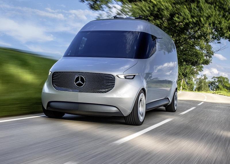 future of van driving